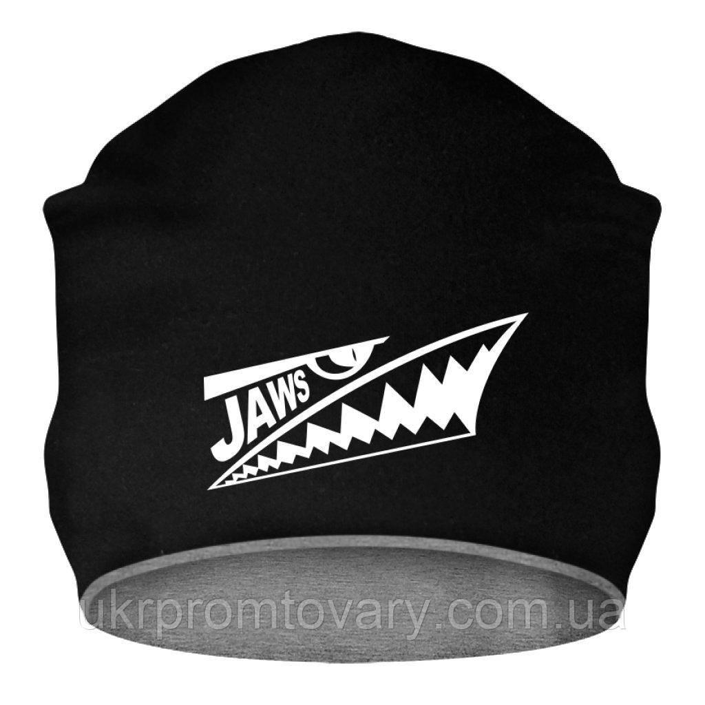 Шапка - Jaws, отличный подарок купить со скидкой, недорого