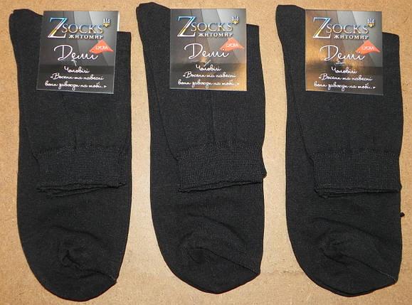 Носки мужские стрейчевые  Житомир Z-socks., фото 2