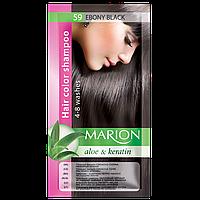 Оттеночный шампунь Marion Color № 59 Черное дерево 40 мл (4118005)