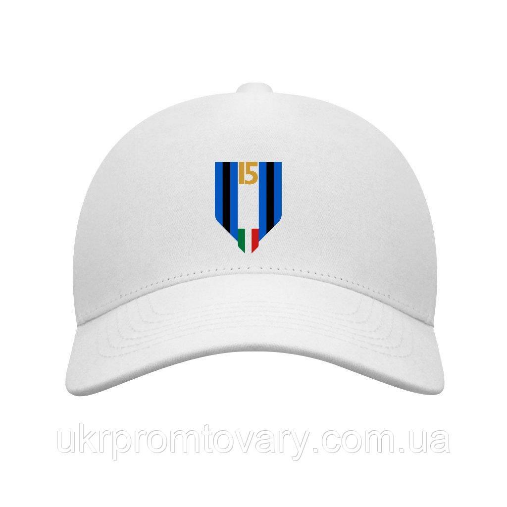 Бейсболка - F.C.Internazionale, отличный подарок купить со скидкой, недорого