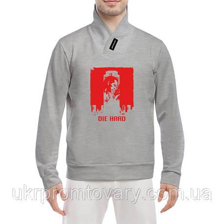 Толстовка - Die Hard, отличный подарок купить со скидкой, недорого, фото 2