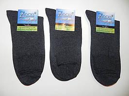 Носки мужские гладкие (узор)  Житомир Z-socks.