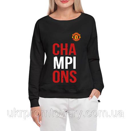 Свитшот женский - MU Champion, отличный подарок купить со скидкой, недорого, фото 2