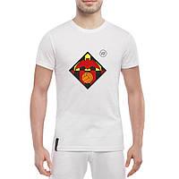Мужская футболка - Valencia футбольный клуб, отличный подарок купить со скидкой, недорого
