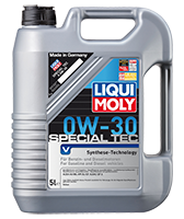 Масло моторное LIQUI MOLY LEICHTLAUF SPECIAL TEC V  0W-30 5L