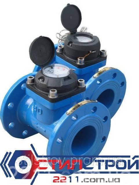 Счетчик воды ирригационный WI Ду250
