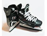 Коньки раздвижные детские хоккейные PVC TG-KH091R(32-35) (р-р 32-35, лезвие-сталь)