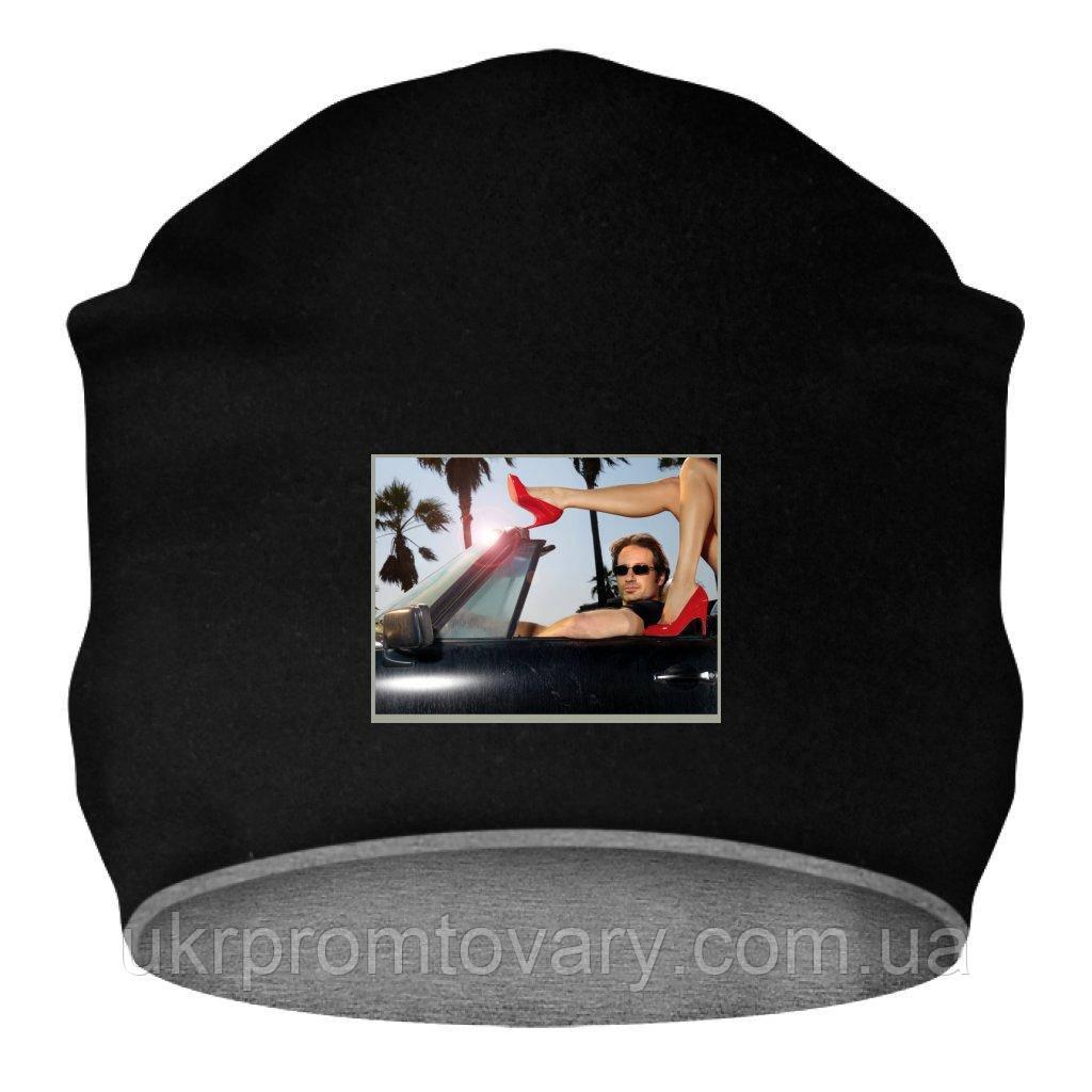 Шапка - Californication заставка, отличный подарок купить со скидкой, недорого