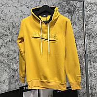 Мужской худи Balenciaga 2017 Yellow, Копия