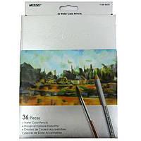 Акварельні олівці Marco Raffine 36 кольорів
