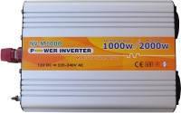 Инвертор напряжения 12-220 Вольт 1000Вт NV-M1000
