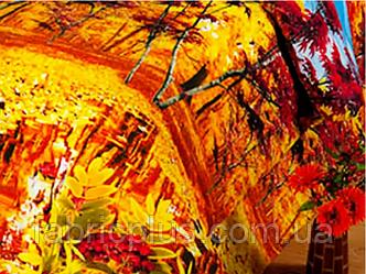 Бязь набивная диз: Осень