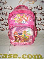 Детский рюкзак Gorangd розовый (Winx)