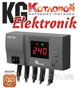Блок управления твердотопливным котлом KG Elektronik  CS-21В