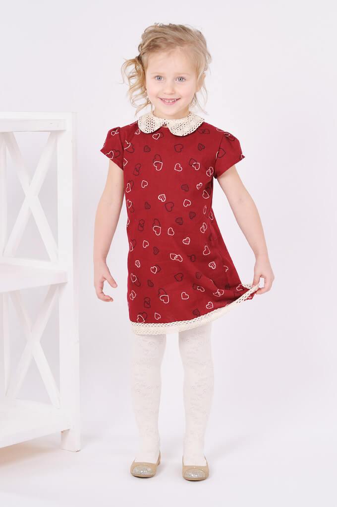 d352641e30420ce Платье для девочки