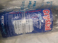 """Сетеполотно """"КРИСТАЛЛ""""ячейка 75мм, 100/150м.Леска 0.20мм.Кукла рыболовная из лески."""