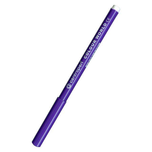 """Фломастер """"Centropen"""" 7550 фиолетовый"""