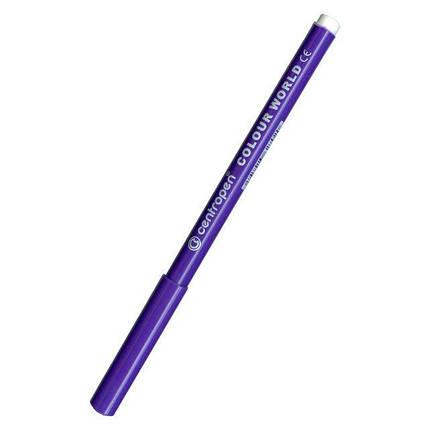 """Фломастер """"Centropen"""" 7550 фиолетовый, фото 2"""