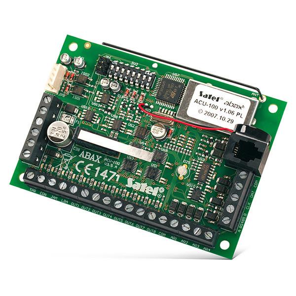 Контроллер беспроводной системы ABAX ACU-100