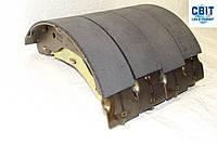 Задние (барабанные) тормозные колодки на Ford Transit 2.0 TDi, 2.0 TDCi. R 15.  Форд Транзит.