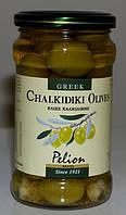 Оливки зеленые сорта Халкидики, фото 1
