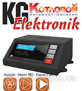 Блок управления твердотопливным котлом KG Elektronik SP-10 2P
