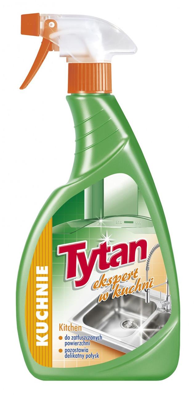 Средство для мытья кухни Tytan спрей 500мл
