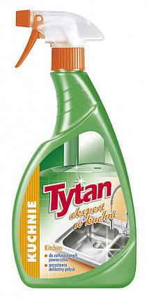Средство для мытья кухни Tytan спрей 500мл , фото 2