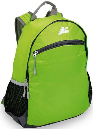 Молодежный, городской рюкзак 16 л. Marsupio Luna 16 Verde, 921133