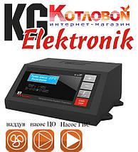 Блок управления твердотопливным котлом KG Elektronik, фото 2