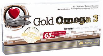Рыбий жир Olimp Gold Omega 3 65% 60 caps