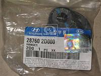 Подушка крепления глушителя (производство Hyundai-KIA ), код запчасти: 287602D000