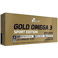 Рыбий жир Olimp Gold Omega Sport Edition (120 caps)