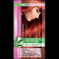 Оттеночный шампунь Marion color, 40 мл № 94 Рубин