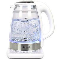 Стеклянный чайник Tribest Raw Tea Kettle GKD-450