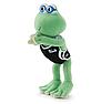 Мягкая игрушка Лягушка пловец Trudi (52172) 18 см Труди