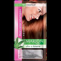 Оттеночный шампунь Marion Color № 95 Каштан 40 мл (4118013)