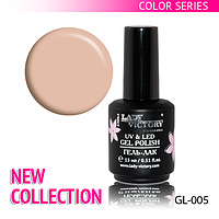Гель-лак «NEW COLLECTION» 15 мл GL-005 Lady Victory