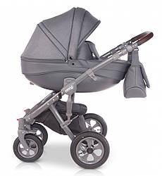 Детская коляска унивесальная 2 в 1 Verdi Avenir 05 graphite (Верди, Польша)