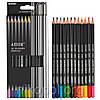 Набор цветных карандашей MARCO Axiom 8101-12CB, 12 цветов
