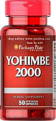 Puritan's Pride Йохимбине Yohimbe 2000 mg capsules 50