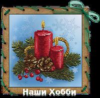"""Набор для креативного рукоделия ОР7505 """"Праздничные свечи"""""""
