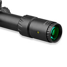 Приціл DISCOVERY OPTICS HD 4-24X50SFIR FFP, фото 3