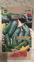 Огурец инкрустированный Корнет F1 (35 - 40 сем.) Семена ВИА