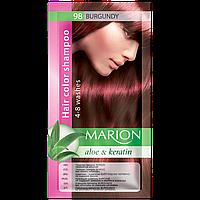 Оттеночный шампунь Marion Color № 98 Бургунди 40 мл (4118015)
