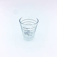 Шот/стекляная мерка 22,30,44,60мм
