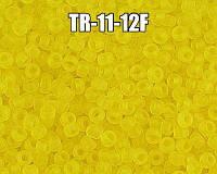 Бисер круглый TR-11-12F