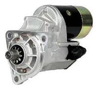 Стартер к экскаватору TOTA TX200C, TX210C. Двигатель isuzu 6bg1.