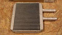 Радиатор печки Chevrolet Авео алюминиевый Van Wezel