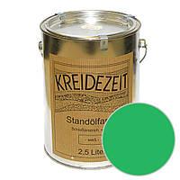 Стандолевая масляная краска полужирная / нижний слой / Schlussanstrich grün, зеленый   0,75 l